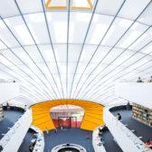 Bibliothek der Freien Universität Berlin.