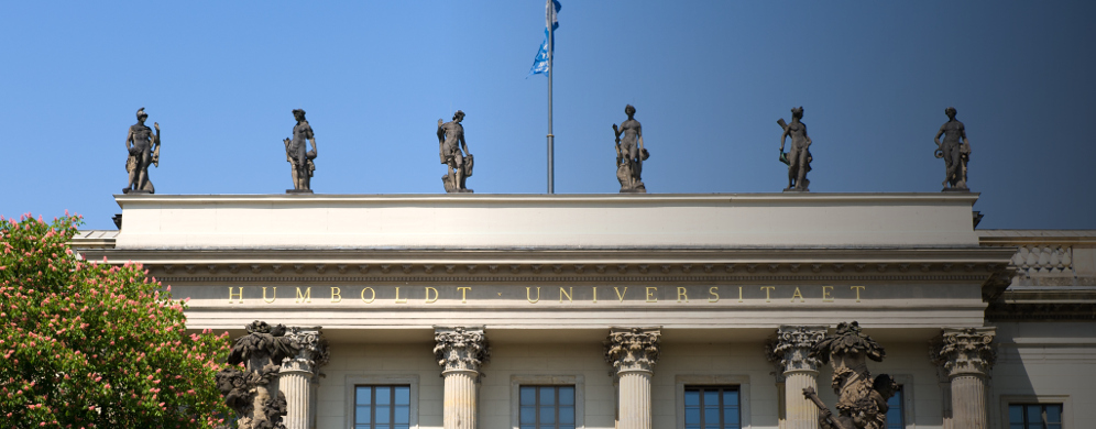 Humboldt-Universität zu Berlin. iStockphoto